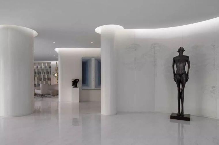 极简、艺术、智能未来的空间|HY和易国际空间设计_15