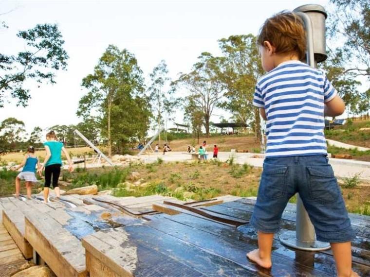 澳大利亚蜥木运动与游乐公园