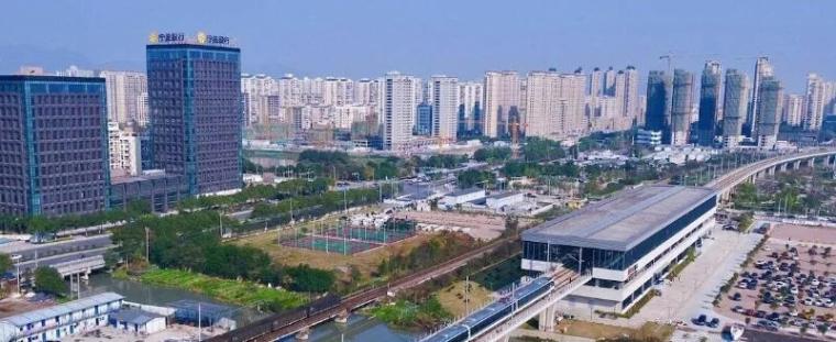 武汉新规划的4条市域快线与温州S1线,有哪些区别?_6