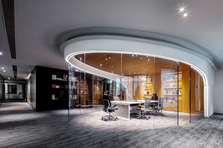 武汉Pinwell创意办公展厅-16