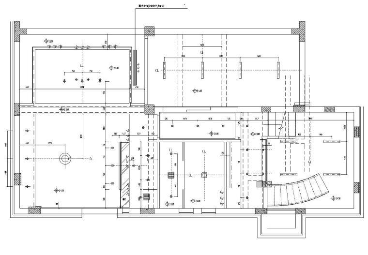 现代风格装饰设计施工图(附照片)