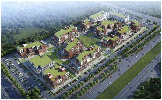 湖南省首个装配式建筑展示体验基地——长沙会展综合配套中心