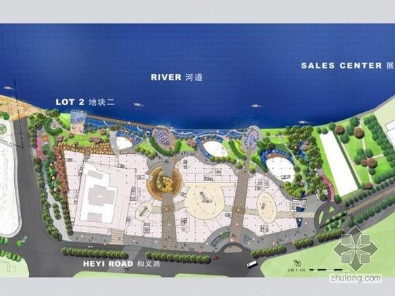 宁波酒店室外景观设计方案(三)