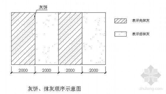 天津某高层住宅装饰装修施工方案