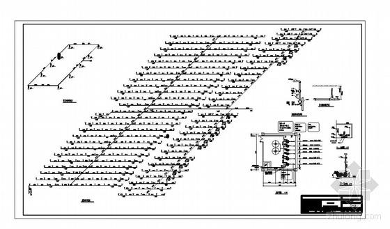 某地下车库消防施工图