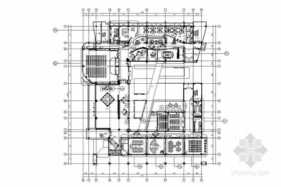 [江苏]省级重点实验中学对外交流中心施工图