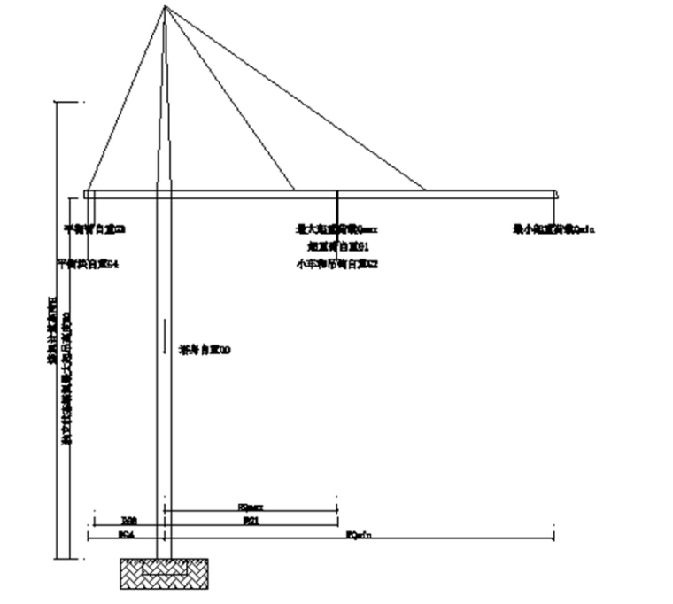 [上海]PC装配式剪力墙结构租赁房塔吊工程施工方案(44页)