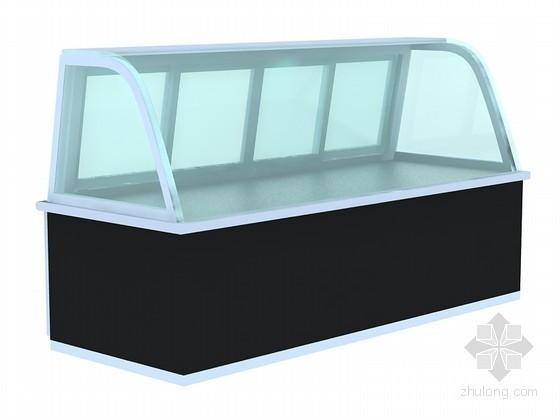 肉类冷风柜3D模型下载