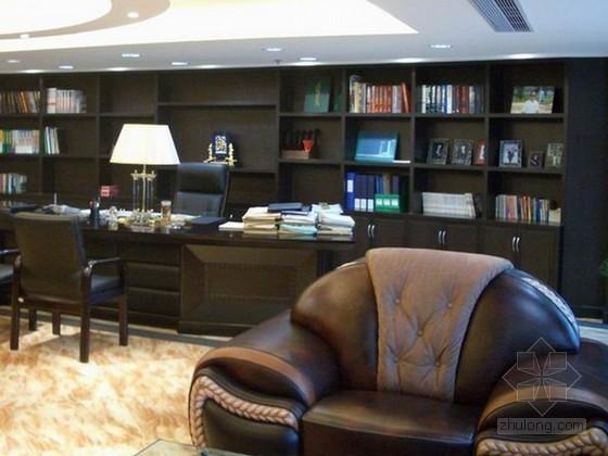 [名师设计]某办公室装修室内设计方案