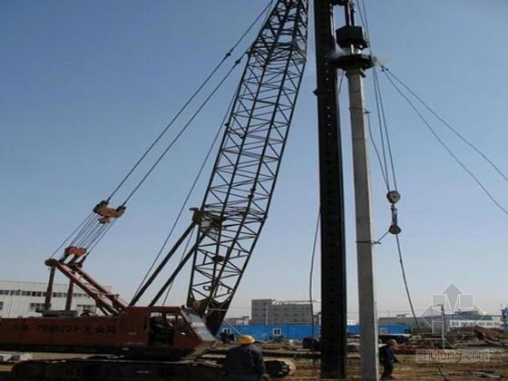 桩基础工程低应变动力检测施工技术
