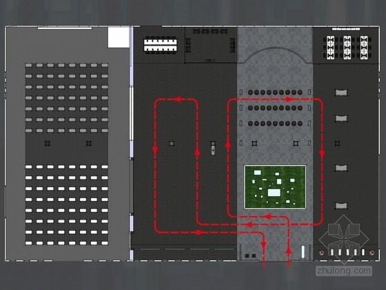 [天津]科技产业技术中心现代展厅设计方案