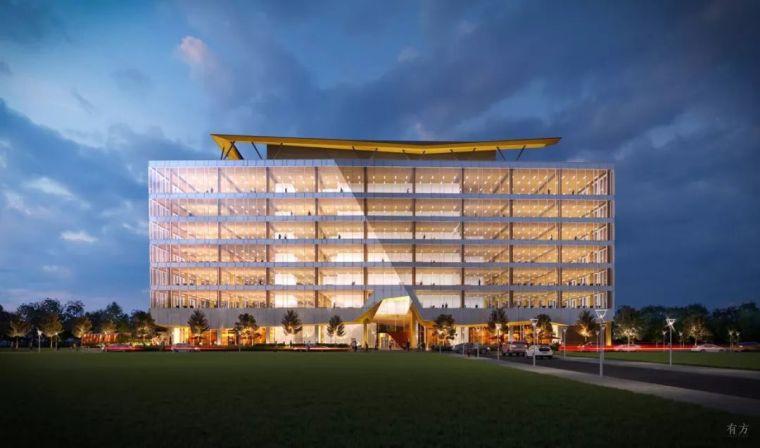 最新方案|加拿大最高木构办公建筑(文末附仿古木构建筑合辑)