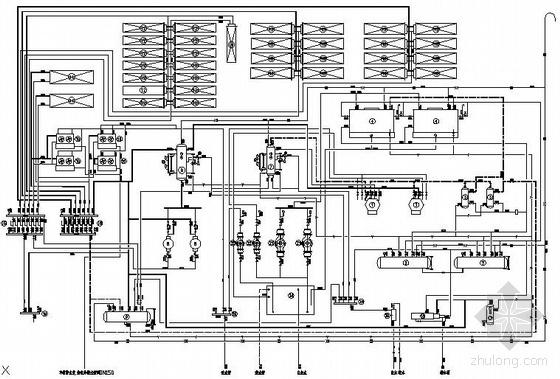 某食品冷库工程设计图