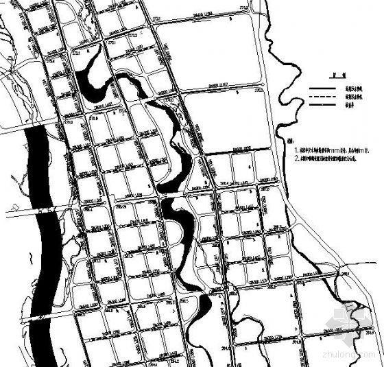 某经济开发区污水处理工程可行性研究报告(带图、经济评价)