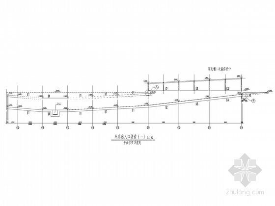 地下车库车道节点构造详图