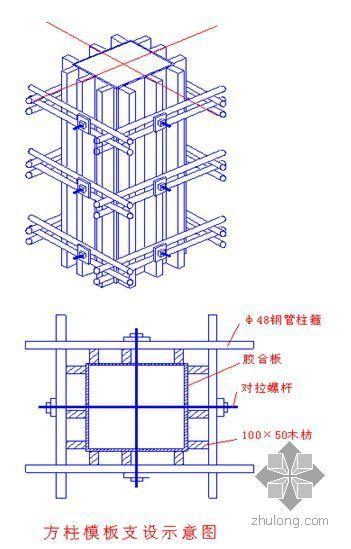 重庆某学校群体建筑施工组织设计(投标书)