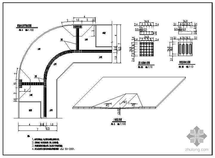 兴业某道路工程设计图