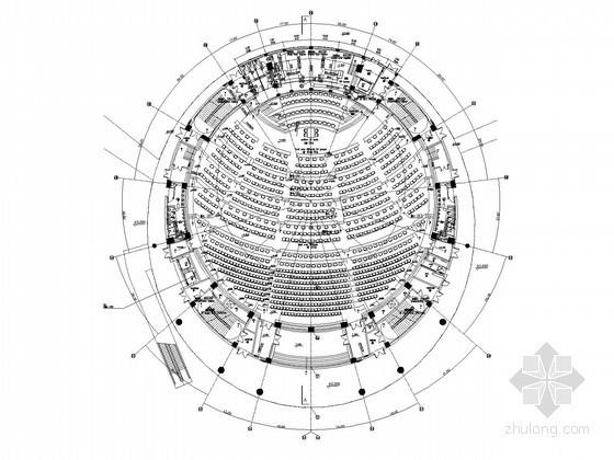 [国际]高层会议中心空调通风系统设计施工图(世博会建筑)
