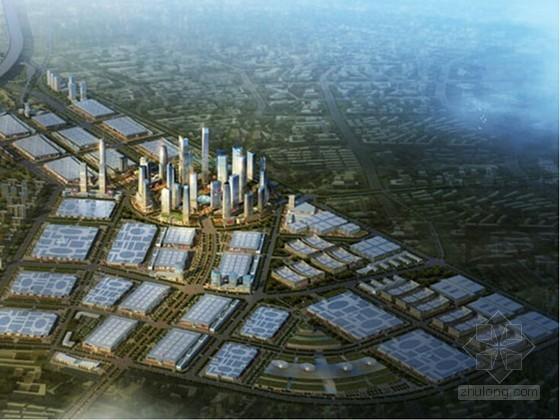 [黑龙江]超高层住宅楼越冬维护施工方案