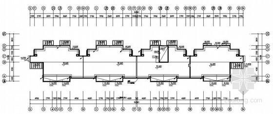 [武汉]某多层住宅电气图纸