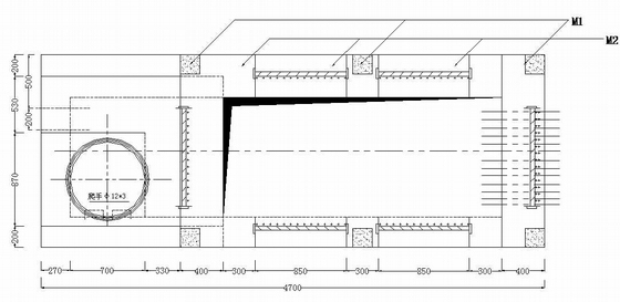 宁夏地区框架结构图资料下载-大连地区箱变基础图