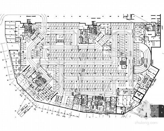 [贵州]高层商住小区全套强弱电电施图182张(甲级设计院)