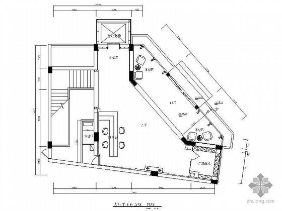 某宾馆大厅设计施工图