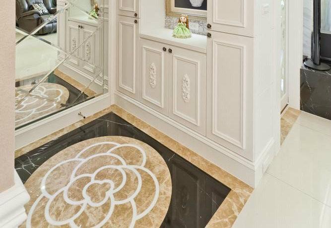 181平方米新古典四居室卧室装修效果图