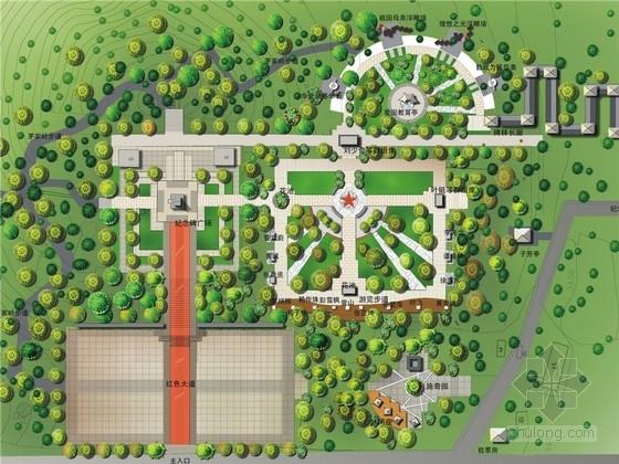 [江西]红色历史革命旅游纪念碑园规划设计方案