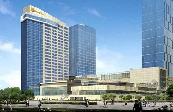 [蒙古]五星级超高层大酒店机电全套系统图