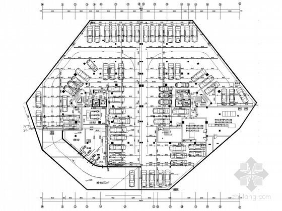 [湖南]二类十五层商住楼给排水消防施工图