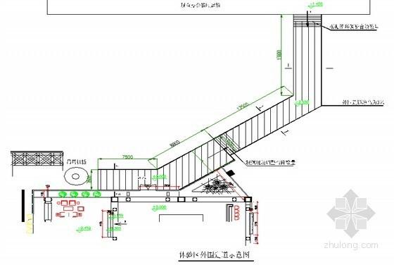 [福建]购物广场工程体验区通道搭设安全施工方案