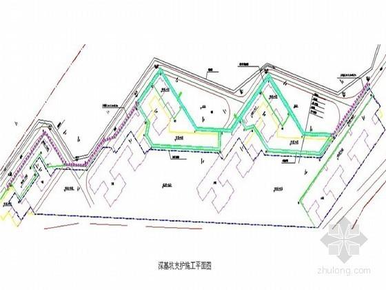[深圳]深基坑土方开挖及边坡支护施工方案