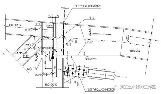 钢结构节点连接板设计,国标、美标怎么说!_18