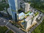 [江苏]中央新天地商场建筑设计方案文本