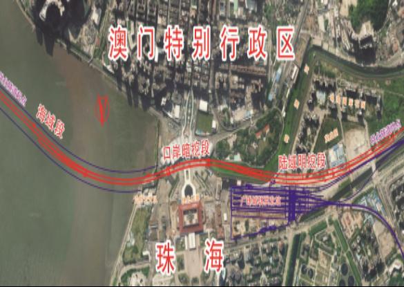 BIM技术在拱北隧道项目中的应用
