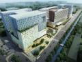 [山东]山东大学齐鲁医院妇儿综合楼建筑设计方案文本