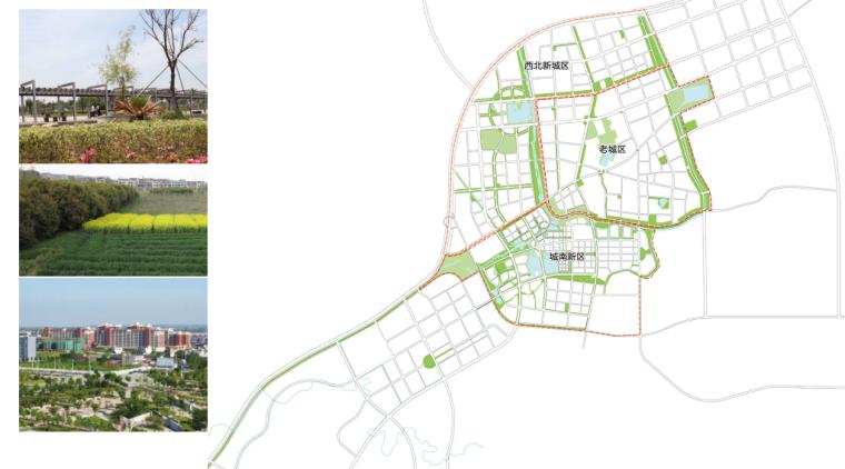 [安徽]含山县山体高差森林公园修建性详细规划设计B-4城市开放空间
