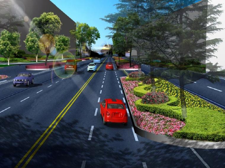 东围堤道南段维修改造工程施工组织设计