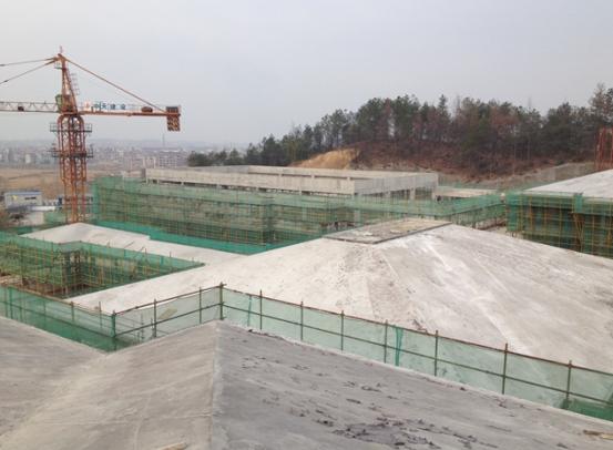 高斜屋面平板瓦盖施工质量合格率
