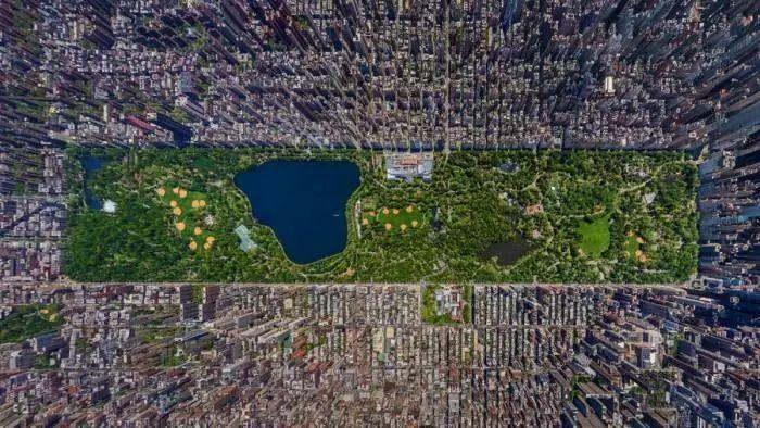 美国景观设计之父|奥姆斯特德和他的纽约中央公园_3