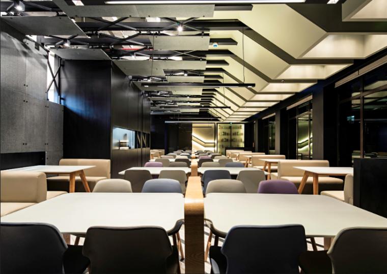 尼诺餐厅-科威特室内设计方案