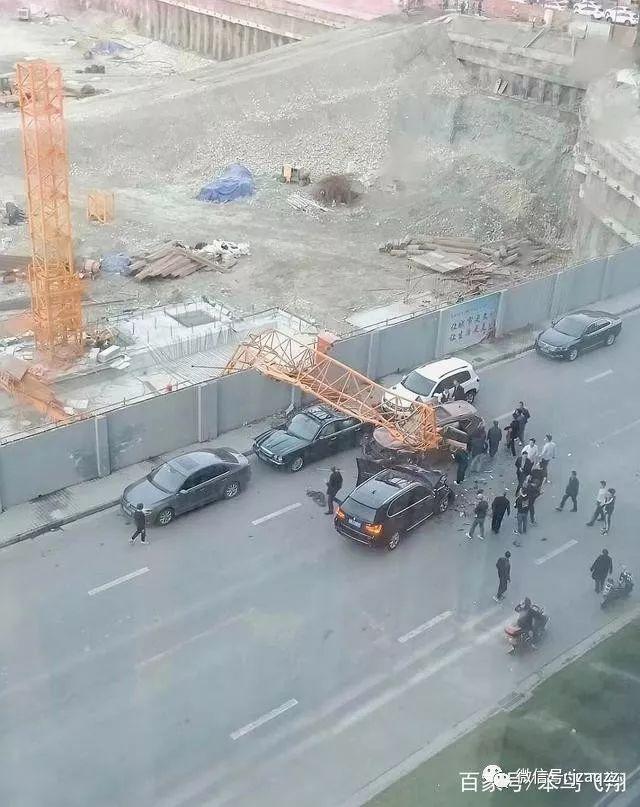 10月10日成都温江一施工塔吊倒塌,致9人受伤!心如刀割!_8