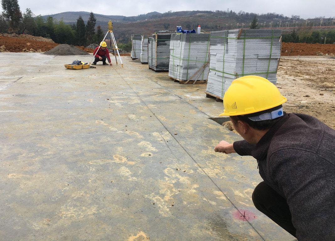 景观地面石材铺装前该如何排版?_6