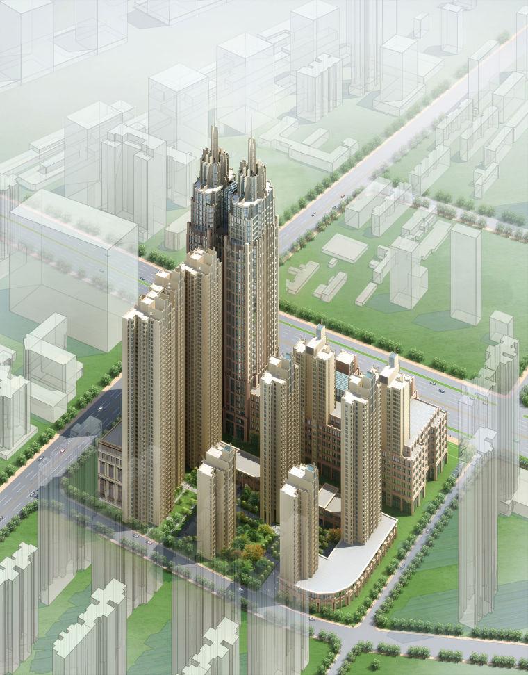 中天建设1818中心项目实施性施工组织设计