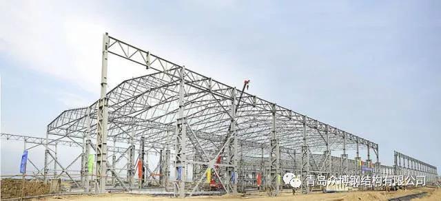 如何提高钢结构厂房安装精度_1