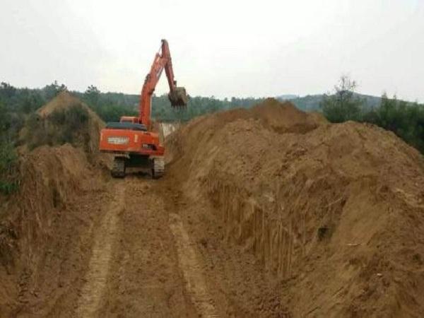 深基坑土方开挖及支护专项施工方案Word版(共20页)