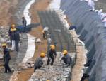 铅丝石笼施工技术交底、铅丝石笼护坡施工方案