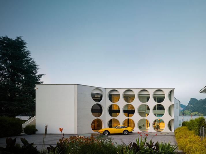 瑞士O住宅-瑞士O住宅第1张图片
