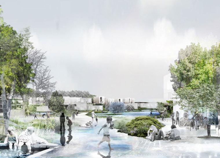 奥尔堡的郊区城市更新_12